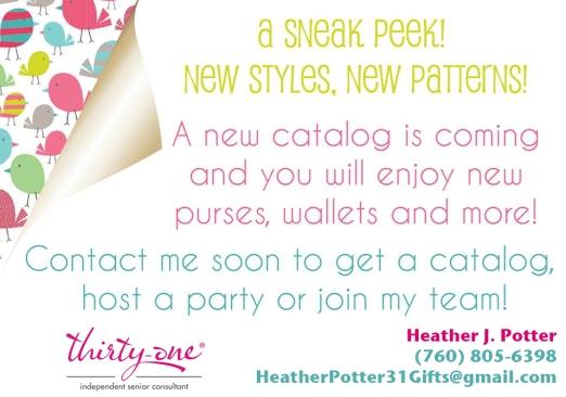Sneak Peek The Spring 2014 Catalog